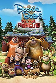 Boonie Bears To The Rescue (2014)