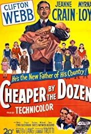 Cheaper by the Dozen (1950)