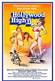 Hollywood High Part II (1981)
