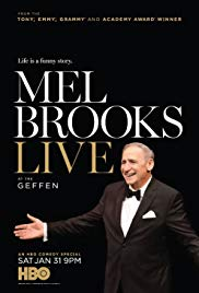 Mel Brooks Live at the Geffen (2015)