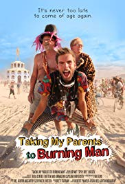 Taking My Parents to Burning Man (2014)