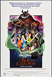 The Black Cauldron (1985)