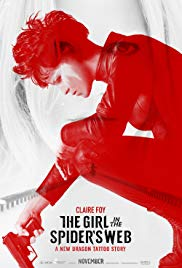 The Girl in the Spiders Web: A New Dragon Tattoo Story (2018)
