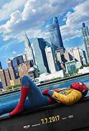 SpiderMan: Homecoming (2017)