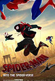 SpiderMan: Into the SpiderVerse (2018)