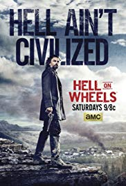Hell on Wheels (20112016)