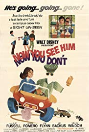 Now You See Him, Now You Dont (1972)